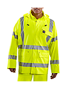 Men's High-Visibility Class 3 WorkFlex® Coat