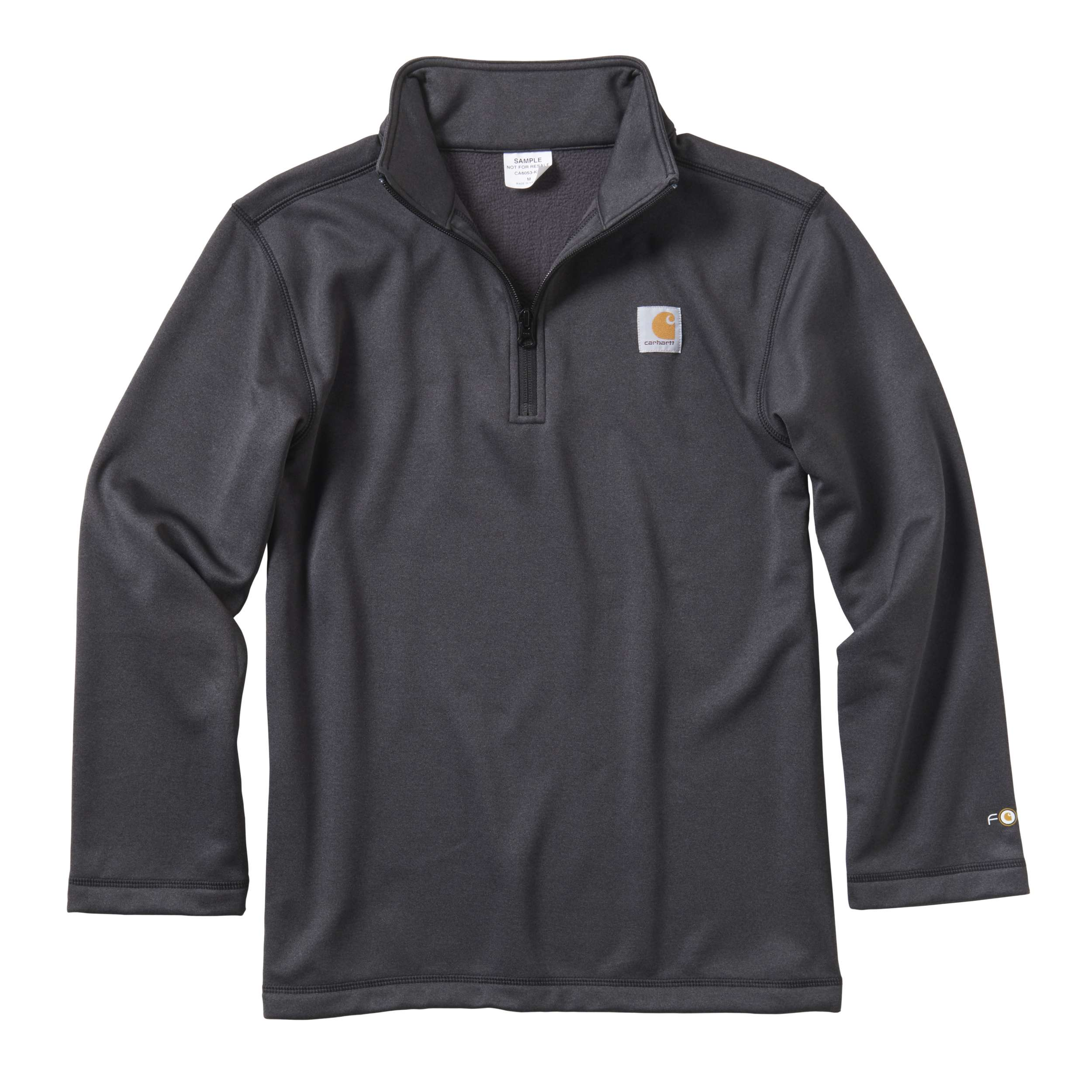 Carhartt Force Quarter Zip Sweatshirt