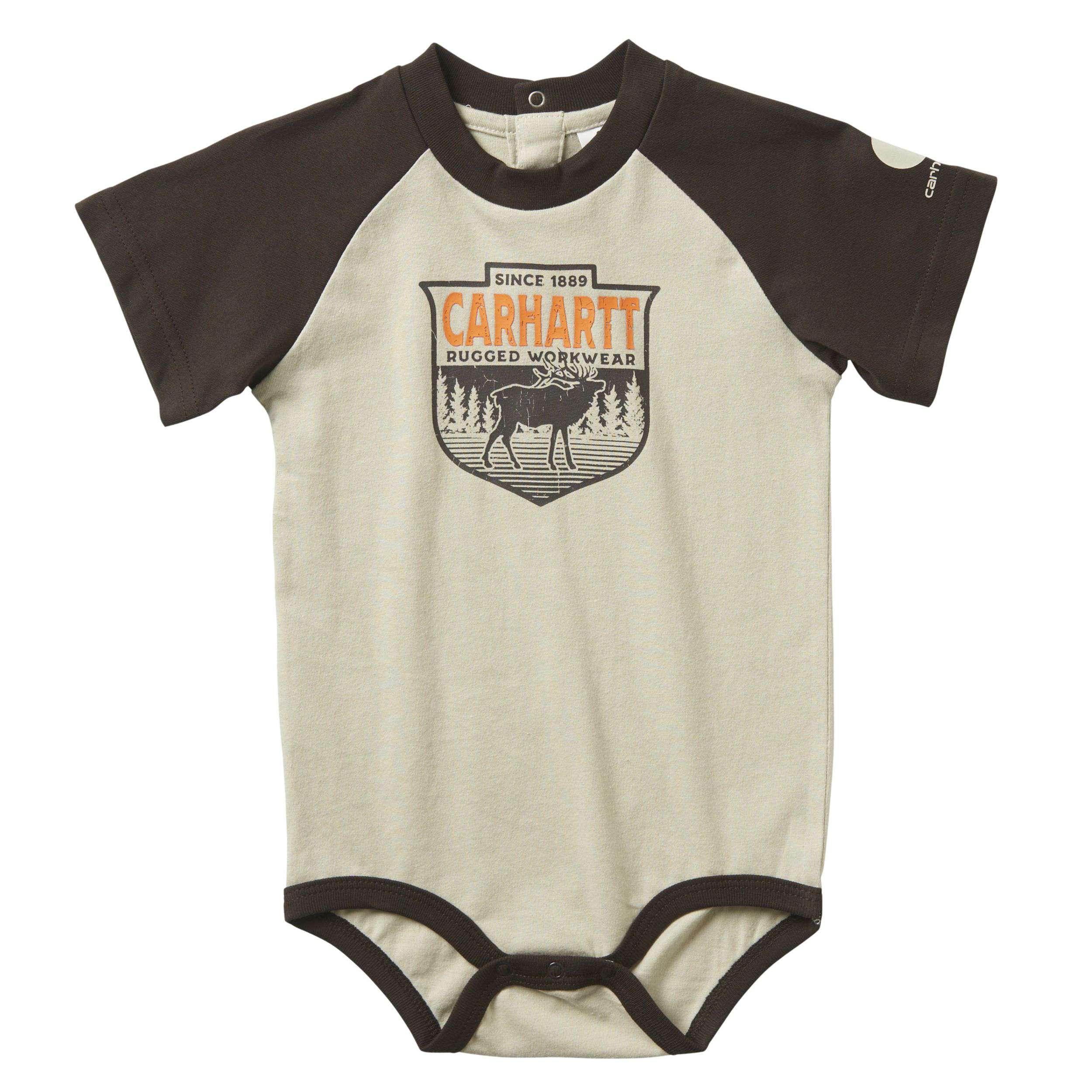Carhartt Short-Sleeve Raglan Graphic Bodyshirt