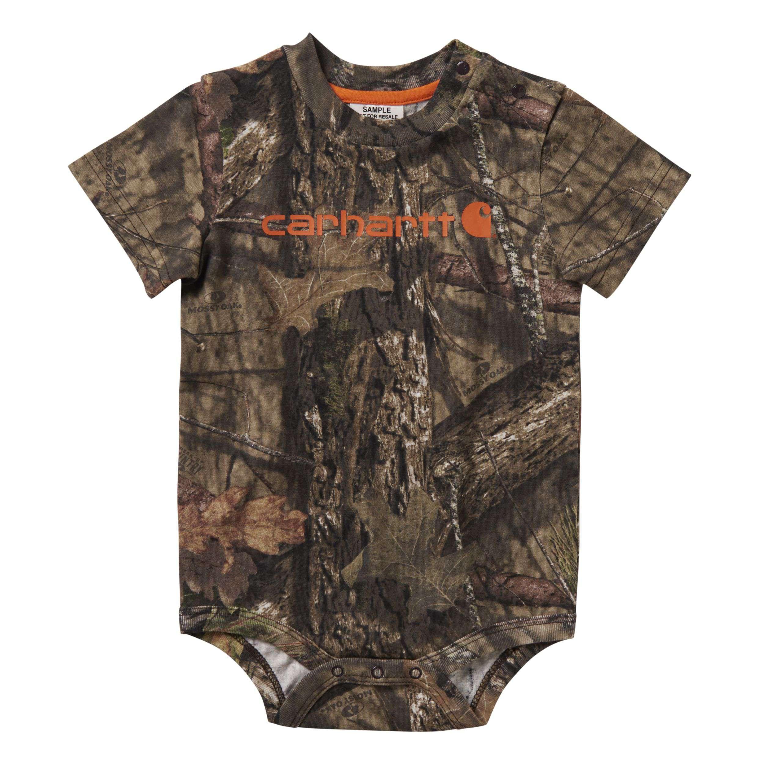 Carhartt Camo Bodyshirt