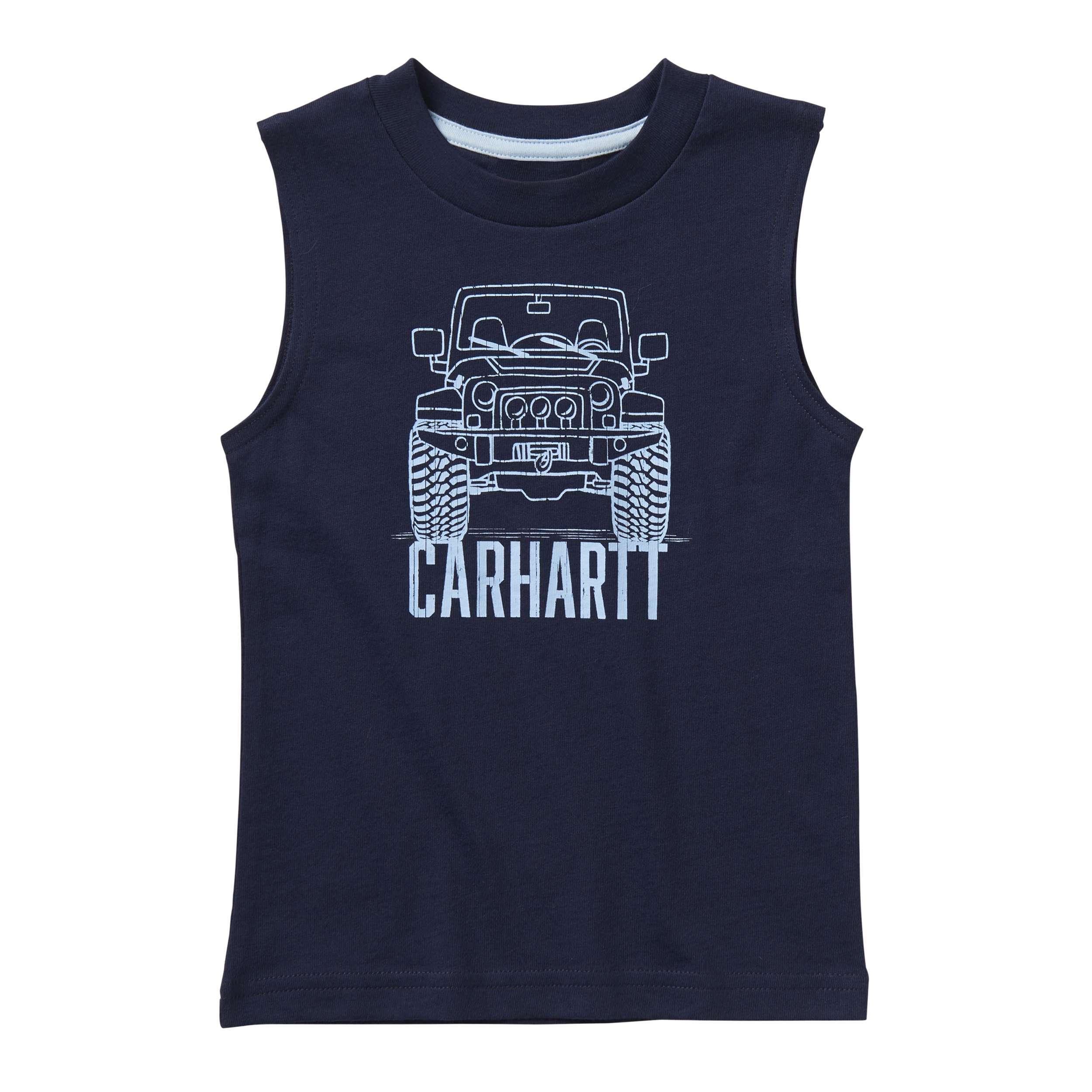 Carhartt Sleeveless Graphic Tee
