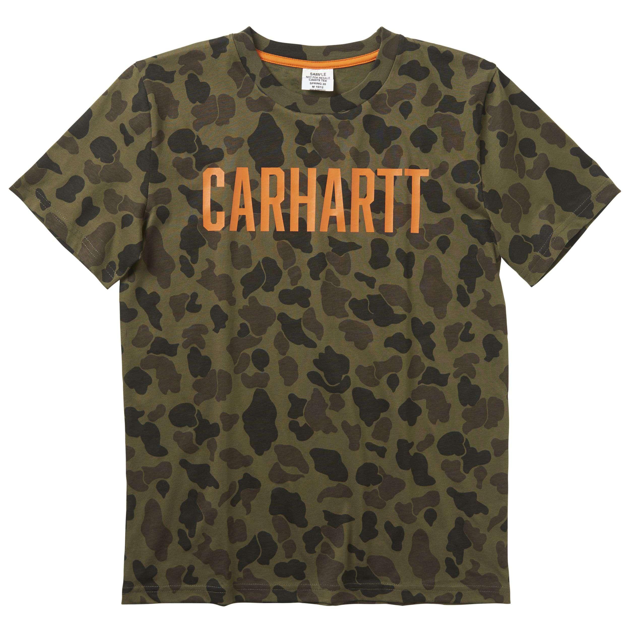 Carhartt Camo Tee
