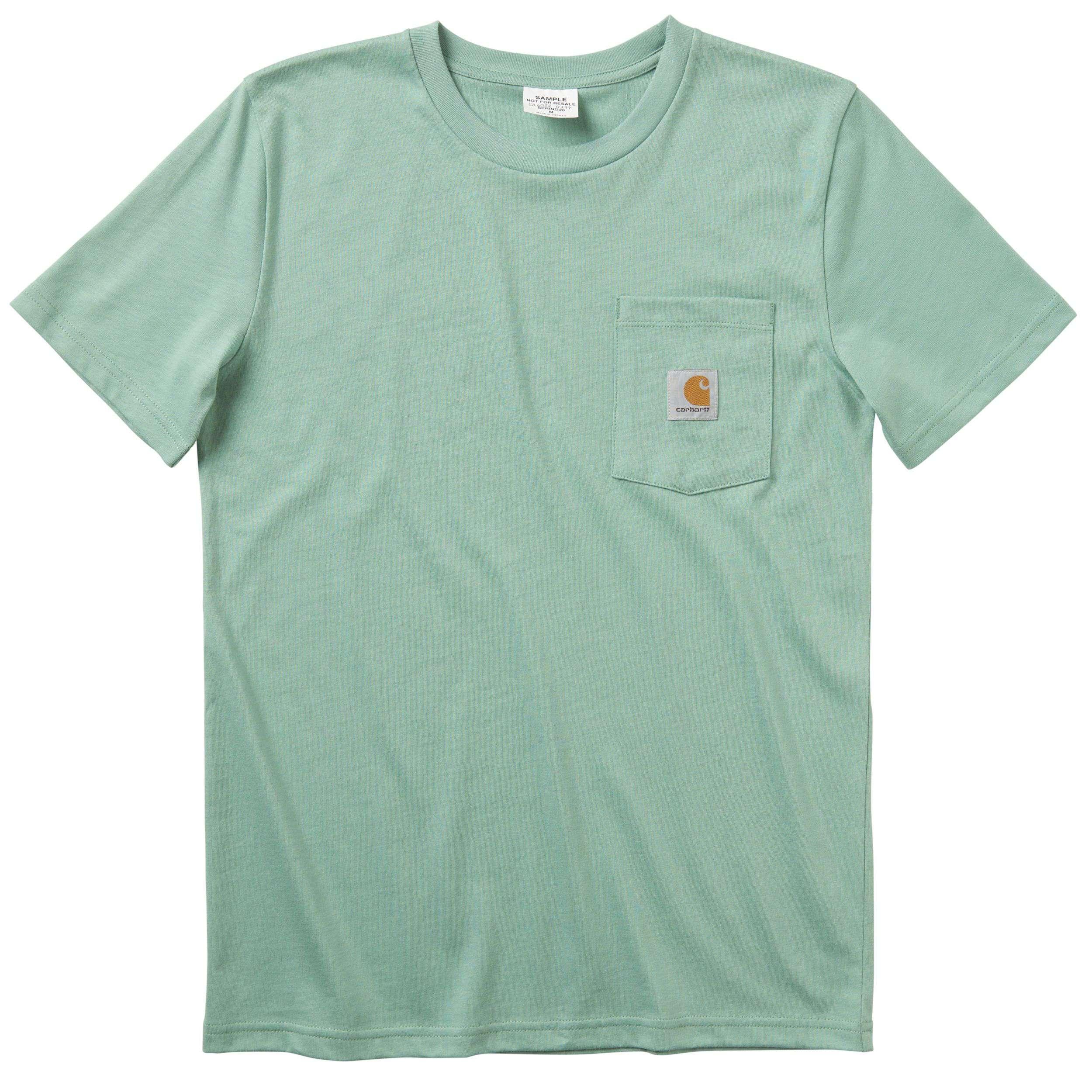 Carhartt Short-Sleeve Graphic Pocket Tee