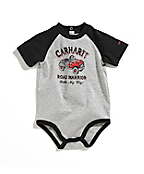 Infant Boys Road Warrior Bodyshirt