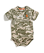 Infant Boys Camo Bodyshirt