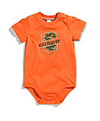 "�Infant Boy's Camo ""C"" Bodyshirt"
