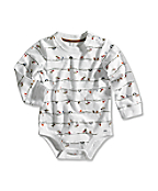 Infant/Toddler Boy�s Printed Bodyshirt