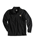 Boy�s Quarter-Zip Bonded Fleece Sweatshirt