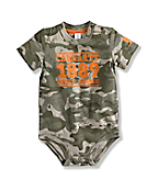 INFANT BOY'S CAMO BODYSHIRT