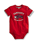 BOY'S MY FIRST TRUCK BODYSHIRT