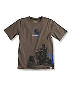 BOY'S 4 WHEELER T-SHIRT