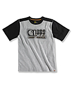 BOY'S BUILT 2 LAST T-SHIRT