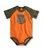 INFANT BOY'S TINY BUT TOUGH BODYSHIRT