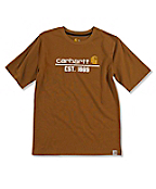 """Boy's """"Est. 1889"""" T-Shirt"""