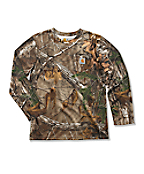 Boy's Realtree Xtra® Pocket T-Shirt