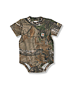 Infant Toddler Boys' Work Camo Bodyshirt