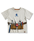 Infant Toddler Boys' Tool Belt T-Shirt