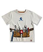 Infant Toddler Boys' Tool Belt T-Shirt