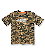 Boys' Carhartt Core Logo T-Shirt