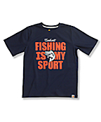 "Boys' ""Fishing is My Sport"" T-Shirt"