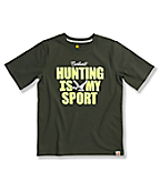 "Boys' ""Hunting is My Sport"" T-Shirt"