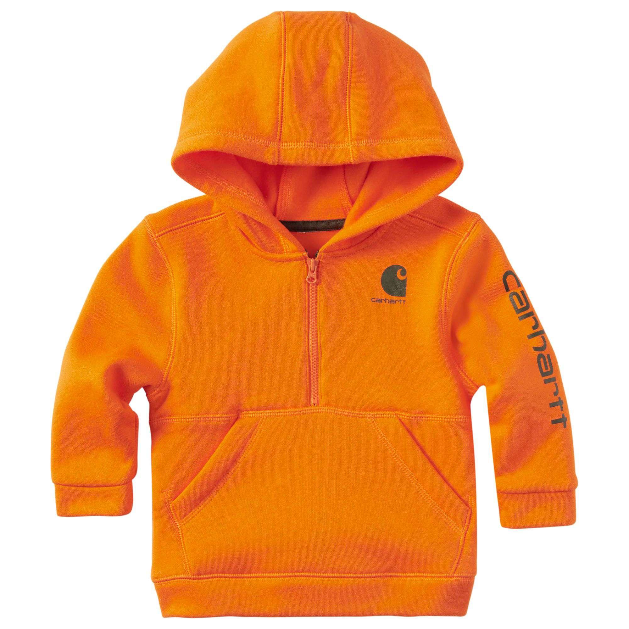 Carhartt Half Zip Sweatshirt