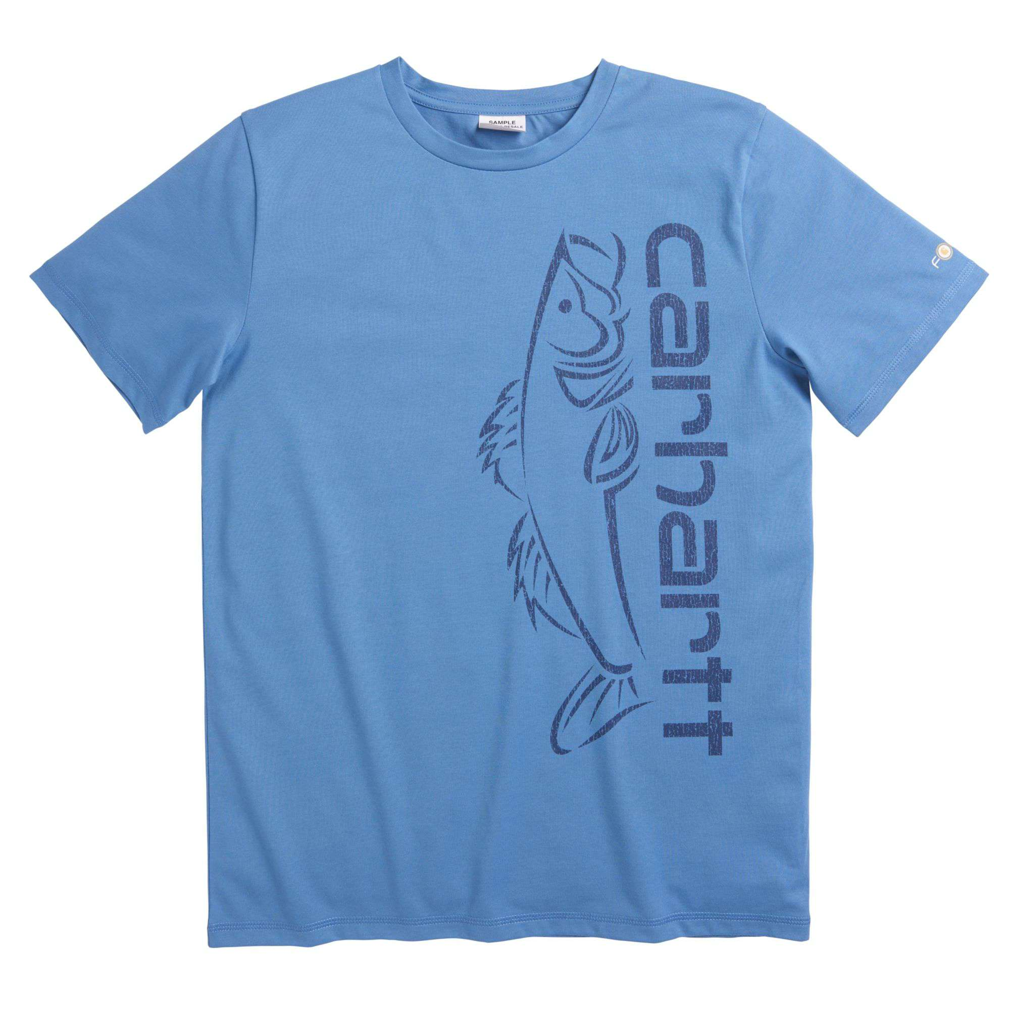 Carhartt Force Vertical Fish Tee