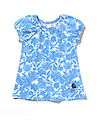 Girls Printed Tunic Tee