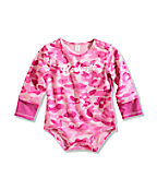 Infant/Toddler Girl?s Layered-Sleeve Bodyshirt