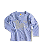 Infant/Toddler Girl�s Silver Horse Long-Sleeve T-Shirt
