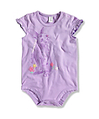 INFANT GIRL'S BUNNY BODYSHIRT