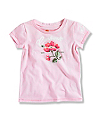 INFANT GIRL'S AMERICAN ORIGINAL T-SHIRT
