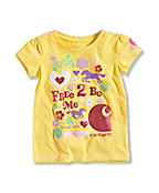 INFANT GIRL'S BASIC T-SHIRT