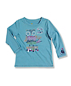 Infant Toddler Girl's ?Owl Always Love? Long-Sleeve T-Shirt