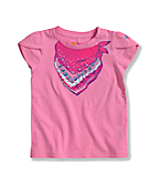 Infant/Toddler Girls' Tulip Sleeve T-Shirt