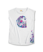 Girls' Garden C Cap Sleeve T-Shirt