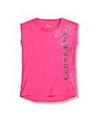 Girls' Cap Sleeve T-Shirt