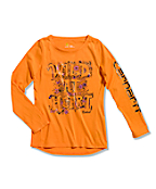 Girls' Long Sleeve T-Shirt