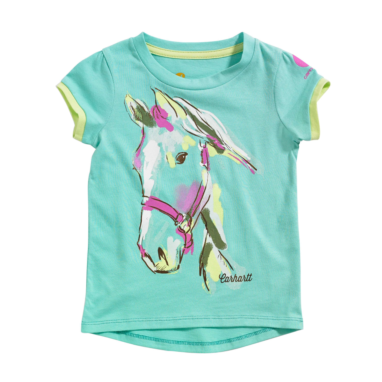 Carhartt Painted Horse Tee