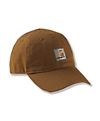 Boys Signature Canvas Cap