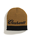 Boys Large Logo Knit Hat