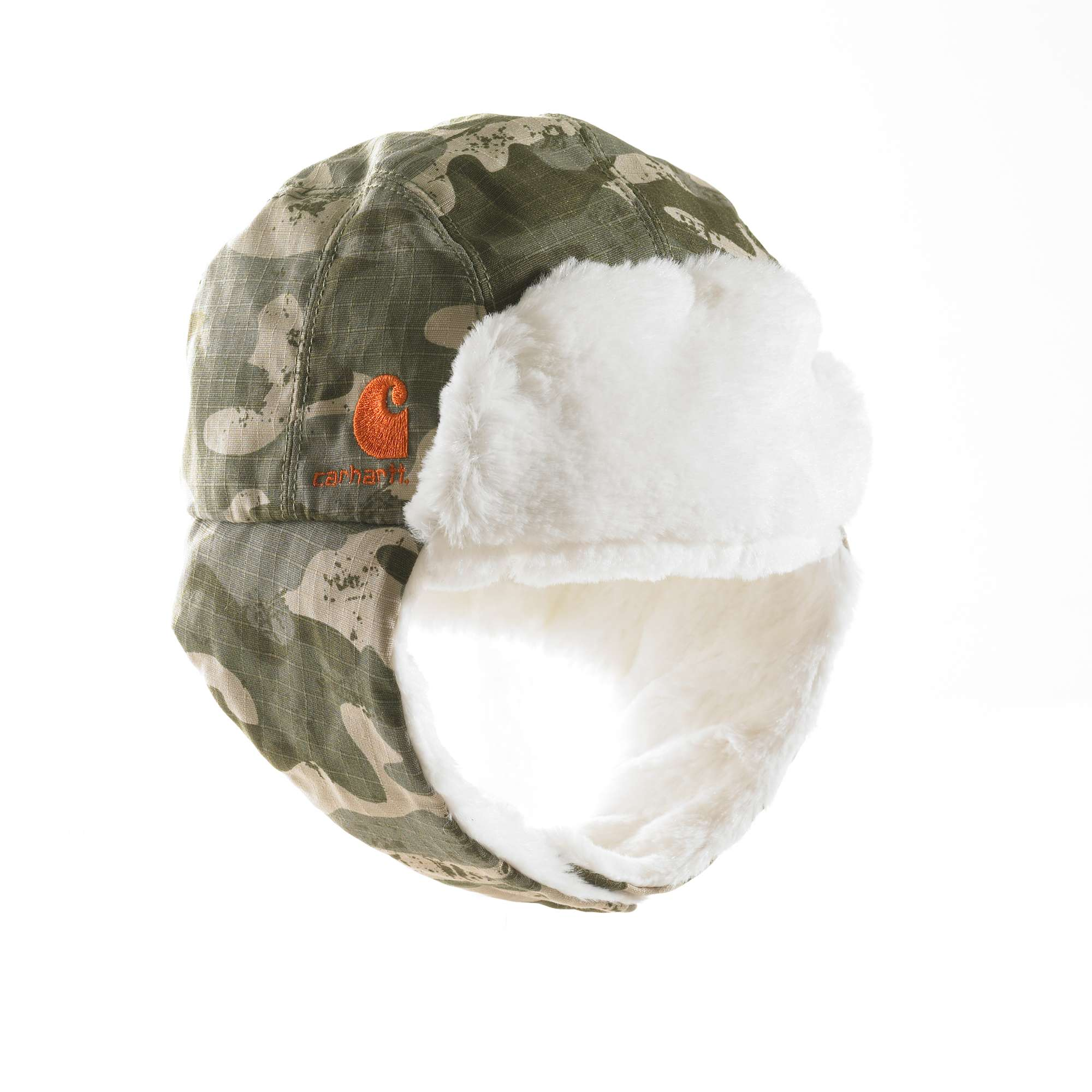 Carhartt Outdoorsman Hat/Sherpa Lined