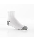 Boys 3-Pair Pack Quarter Socks