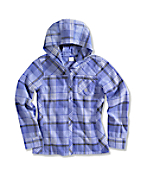 Girl�s Wylie Flannel Hoodie