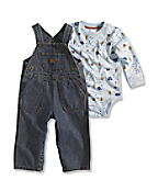 Infant Boy�s Bib Overall Set (2 Piece)