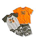 INFANT BOY'S CARHARTT 3 PIECE GIFT SET