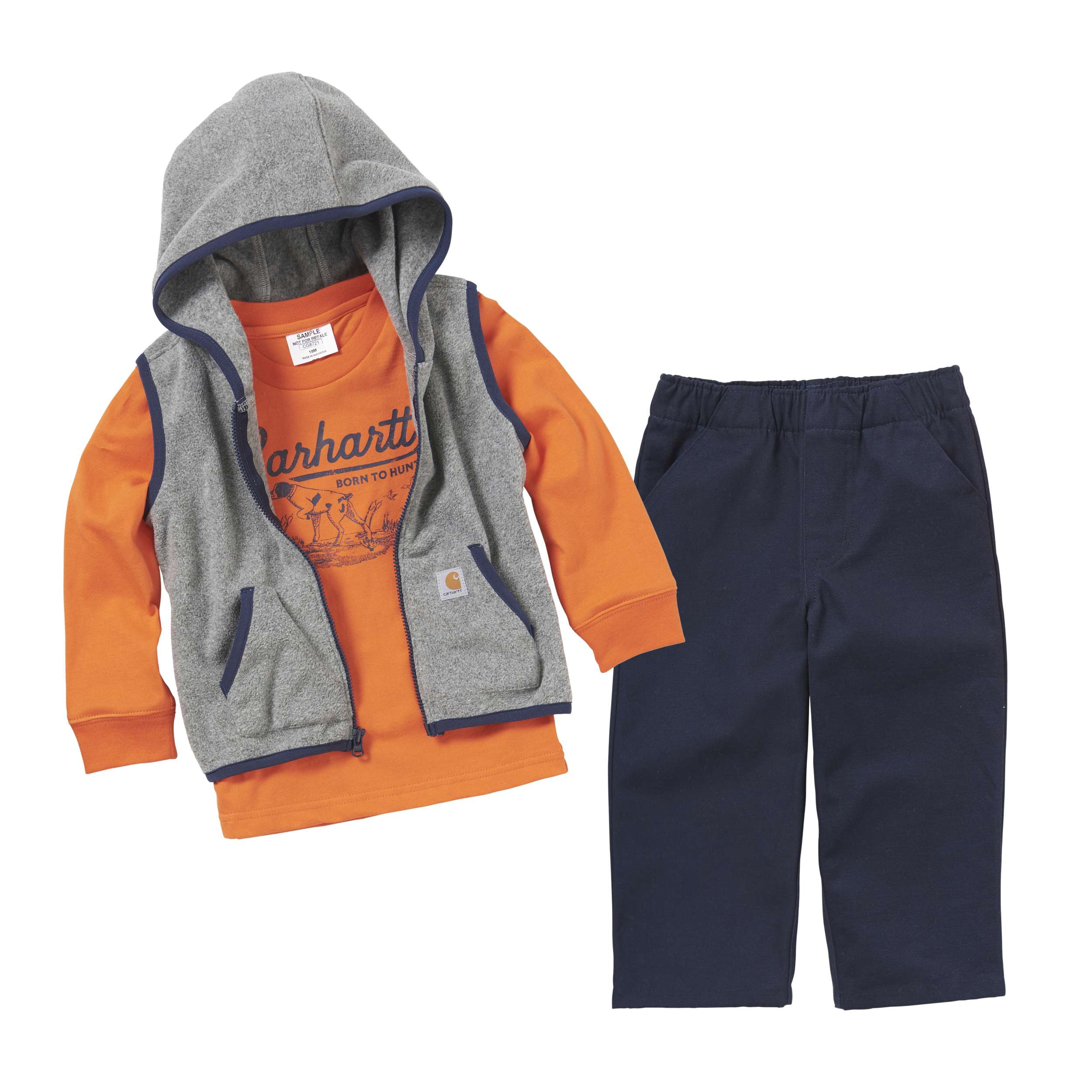 3-Piece Vest Set