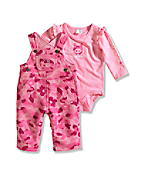 Infant/Toddler Girl�s 3-Piece Gift Set