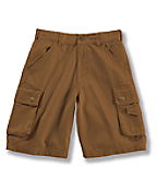 Boys Washed Cargo Short