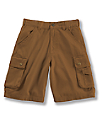 Infant/Toddler  Washed Cargo Pocket Short